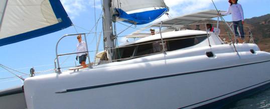Bareboat Catamaran Chartering Combo (ASA 104/114)