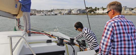 Basic Coastal Cruising (ASA 103)