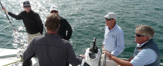 San Diego Advanced Catamaran Sailing Course (ASA 105/106, 114 optional)