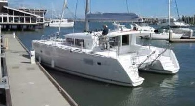 Catamaran Docking Clinic: Easier Than You Think