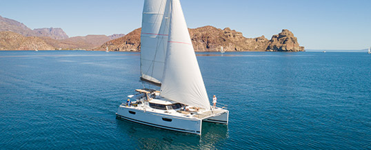 Sea of Cortez Complete Sailing Course (ASA 101, 103, 104 & 114)