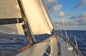 Basic Keelboat Sailing (ASA 101)