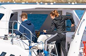 Catalina Island 5 Day Sailing Course (ASA 103, 104 & 114)