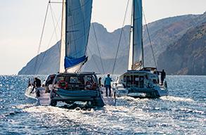 Catalina Island Complete Sailing Course (ASA 101, 103, 104 & 114)
