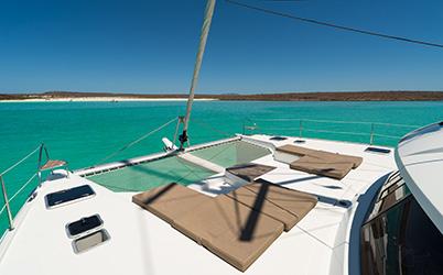 sea of cortez catamaran charters